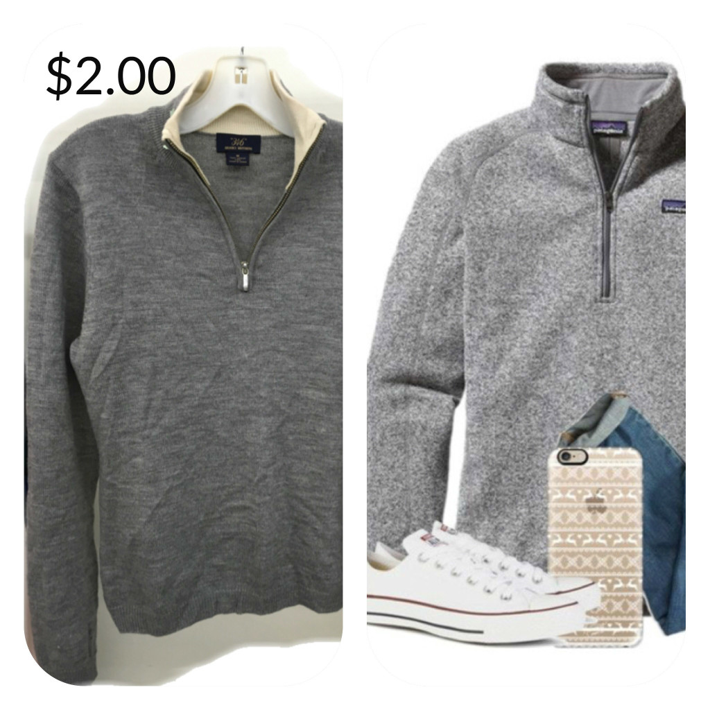 $25 Thrift Store Challenge Casual Style ~ Weekend Wear