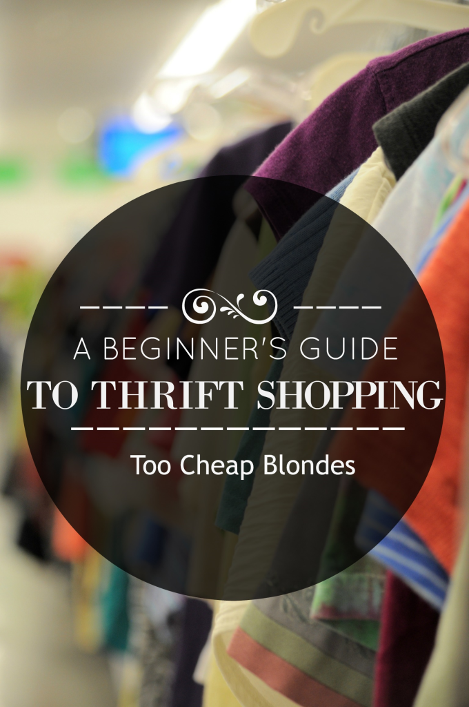 A Beginner's Guide To Thrift Store Shopping