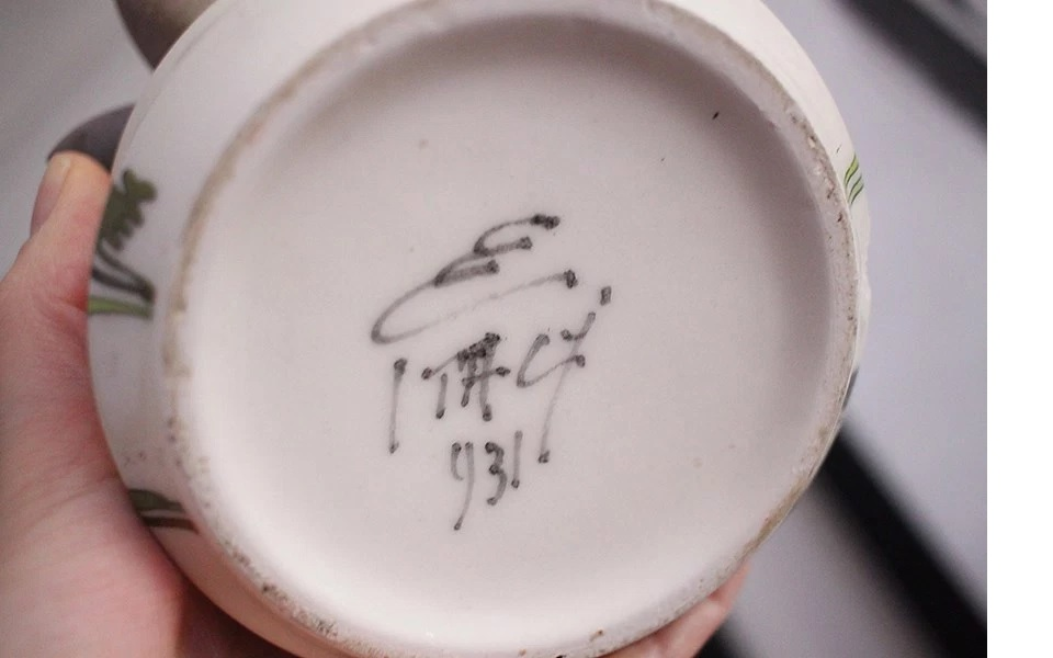 Breathing life into Pottery…
