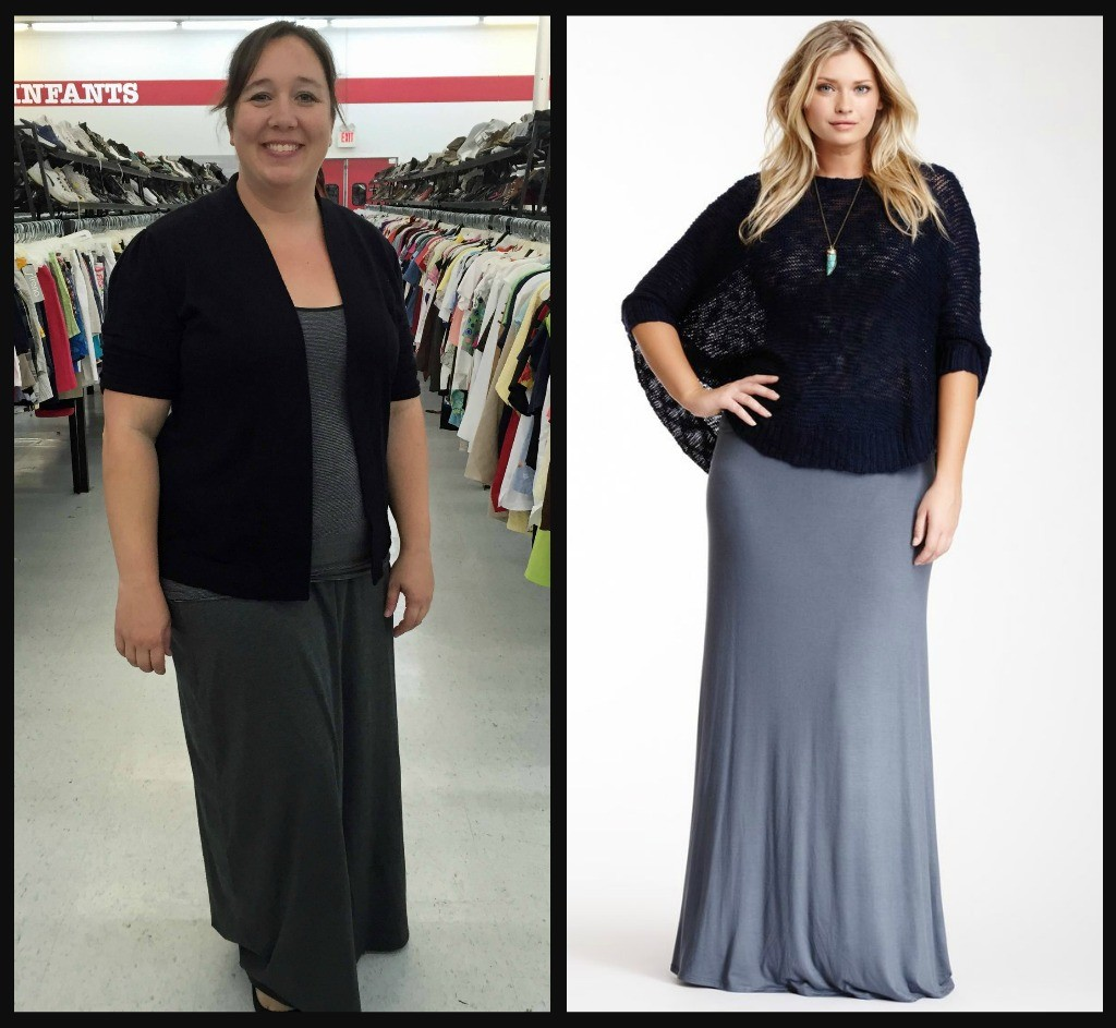 Creating a Plus Size Wardrobe on a Budget ~ Private Shopping Contest Winner!