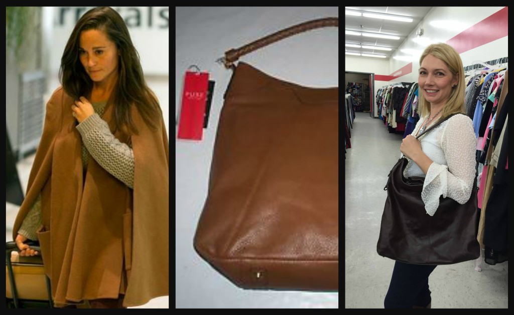 What Was Your Favorite Find Of The Week? $2 Cole Haan Cashmere & PURE Collection Purse