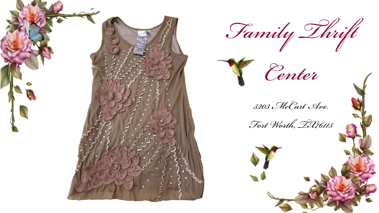 Get ready for Spring with Family Thrift Center