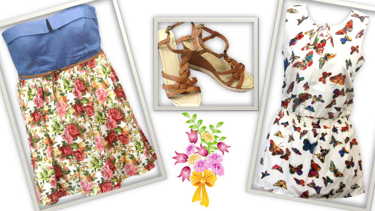 Brighten up your wardrobe this spring with Family Thrift Center