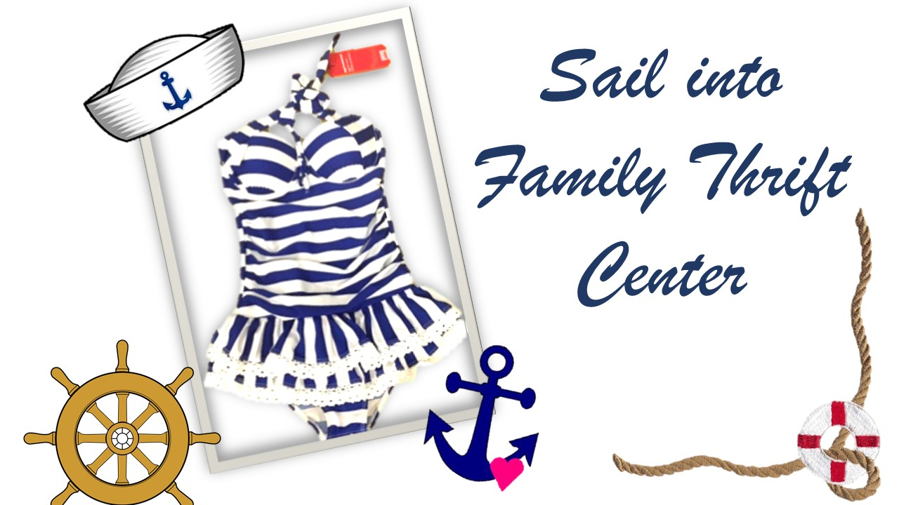 Sail into Family Thrift Center at our Garland location