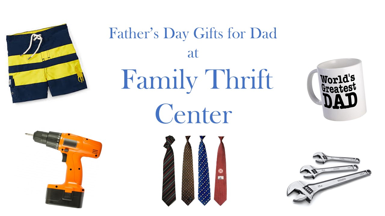 Dont forget Fathers Day!!