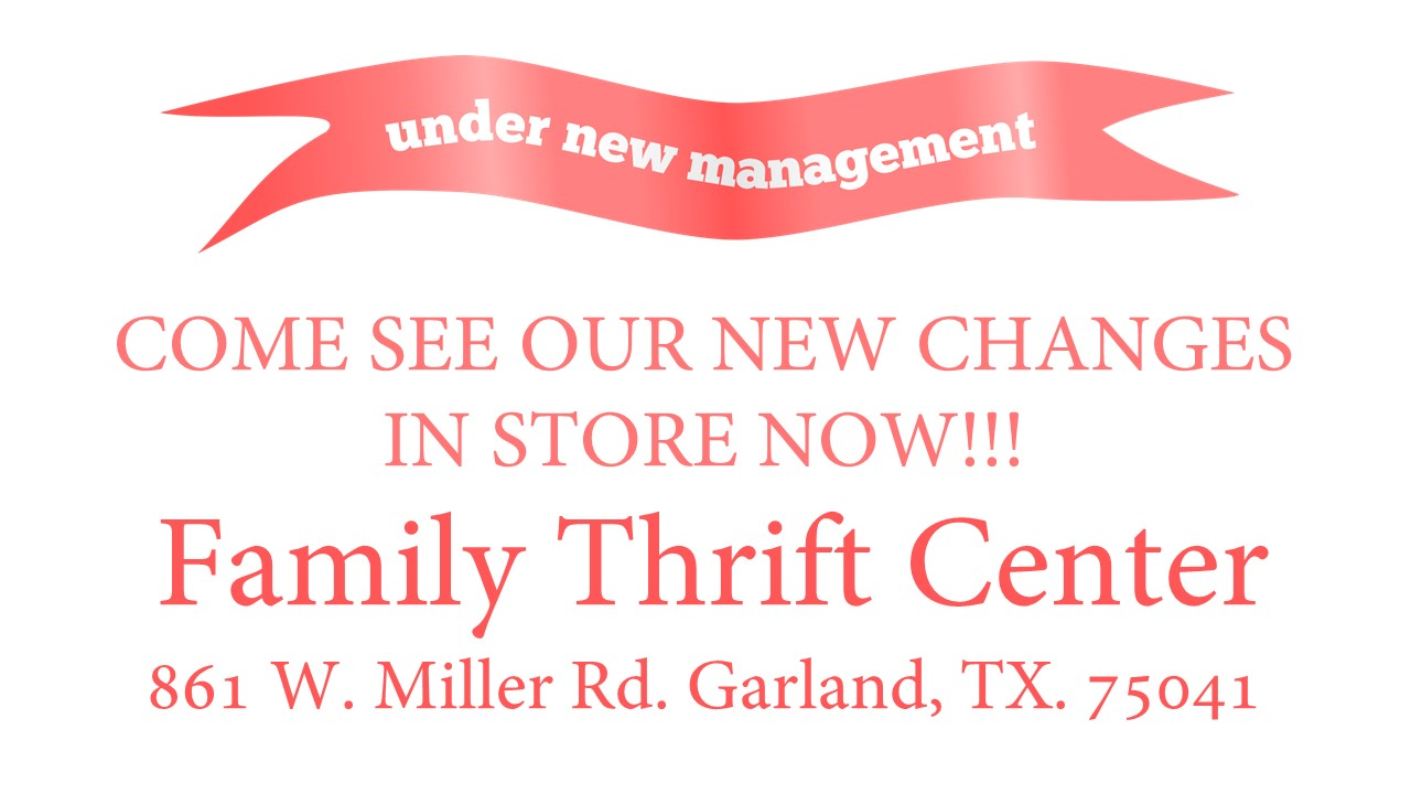 COME CHECK OUT OUR NEW CHANGES!!