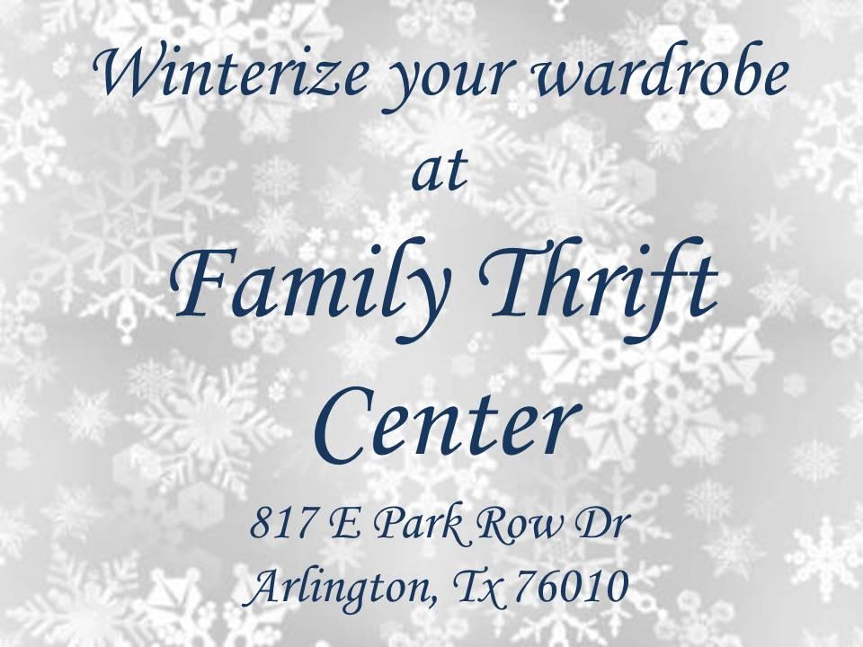 Winterize your wardrobe