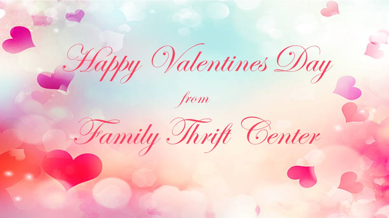 Stop into your local Family Thrift Center for your last minute affordable gifts and outfits for your loved ones!!