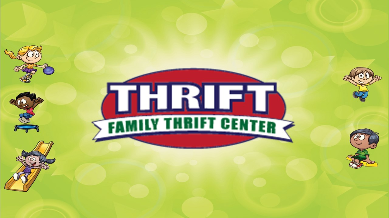 Spring is in full bloom at Family Thrift Center!